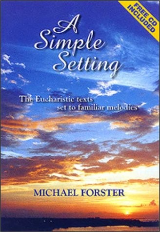 Simple Setting, A (Paperback)