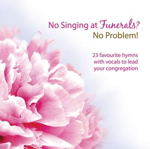 No Singing At Funerals? No Problem! CD (CD-Audio)