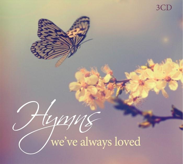 Hymns We've Always Loved CD (CD-Audio)