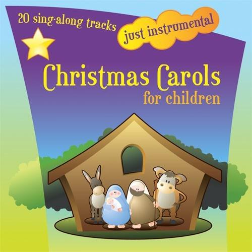 Just Instrumental Carols For Children CD (CD-Audio)