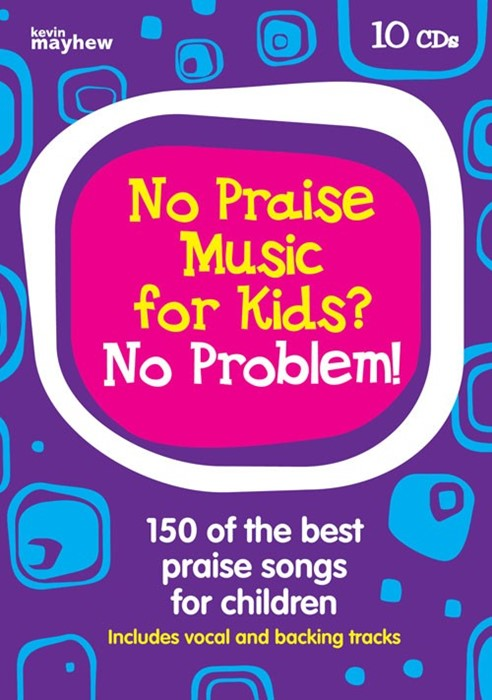 No Praise Music For Kids? No Problem! CD (CD-Audio)