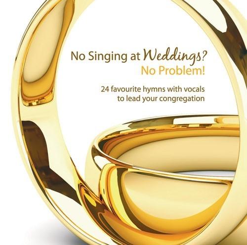No Singing At Weddings? No Problem! CD (CD-Audio)