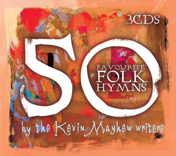 50 Favourite Folk Hymns CD (CD-Audio)