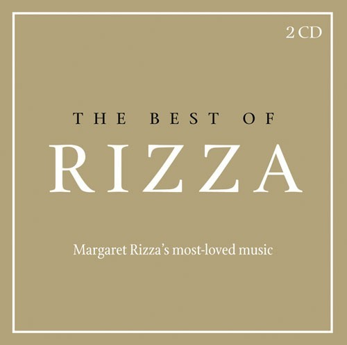 The Best Of Margaret Rizza CD (CD-Audio)