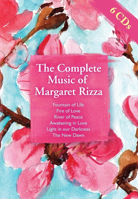 The Complete Music Of Margaret Rizza CD (CD-Audio)