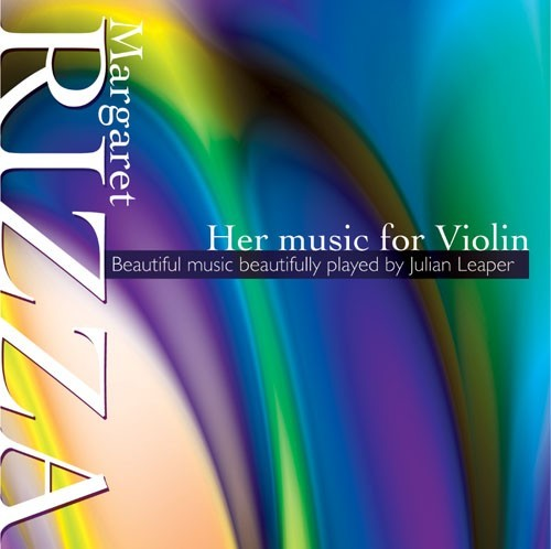 Her Music For Violin CD (CD-Audio)