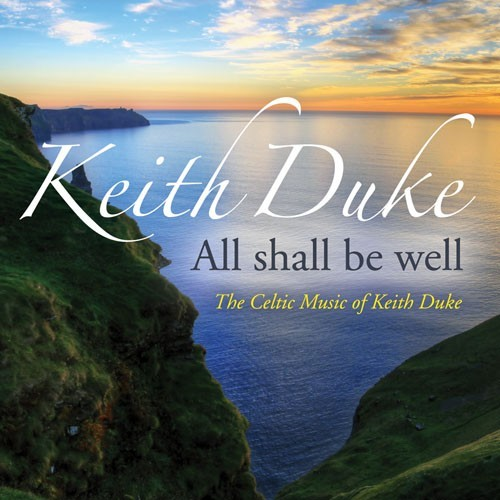 All Shall Be Well CD (CD-Audio)