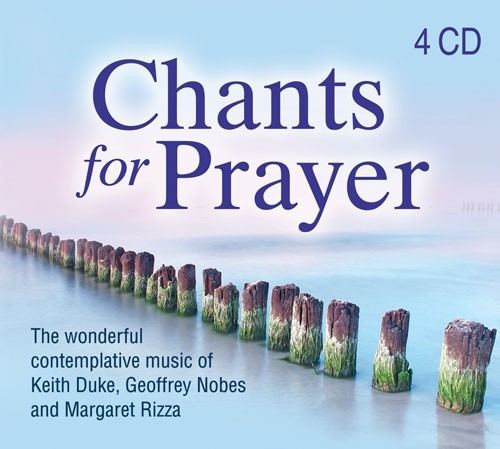 Chants For Prayer CD (CD-Audio)