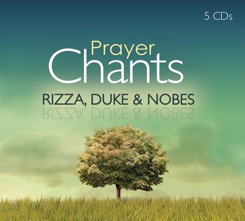 Prayer Chants CD (CD-Audio)