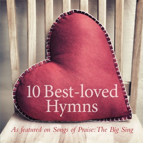 10 Best-Loved Hymns CD (CD-Audio)