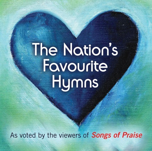 The Nation's Favourite Hymns CD (CD-Audio)
