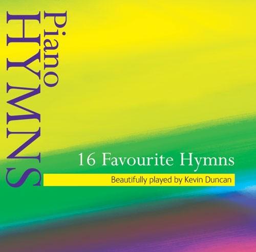 Piano Hymns CD (CD-Audio)