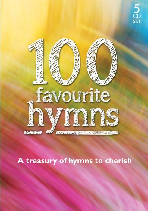 100 Favourite Hymns CD (CD-Audio)