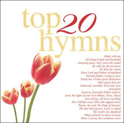 Top 20 Hymns CD (CD-Audio)