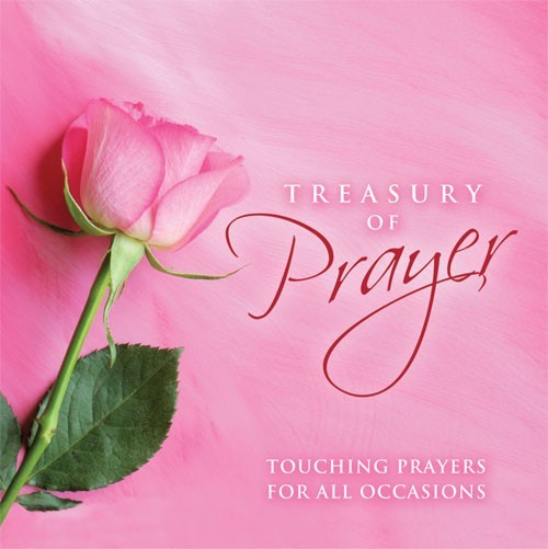 Treasury Of Prayer CD (CD-Audio)