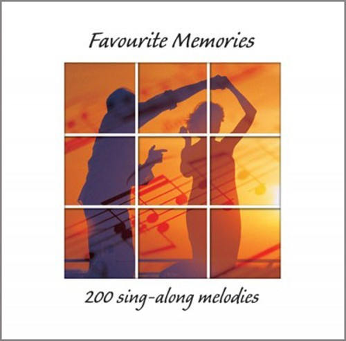 Favourite Memories CD (CD-Audio)