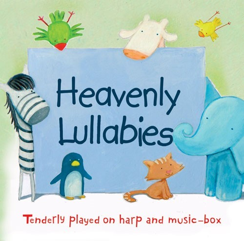Heavenly Lullabies CD (CD-Audio)