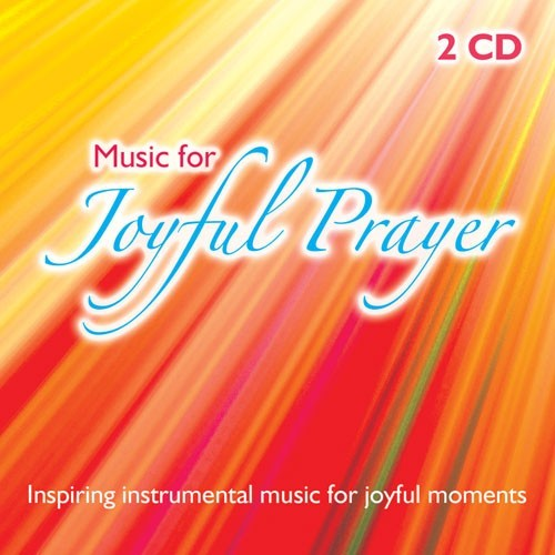 Music For Joyful Prayer CD (CD-Audio)