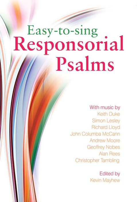 Easy-To-Sing Responsorial Psalms (Paperback)