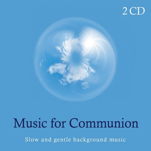 Music For Communion CD (CD-Audio)