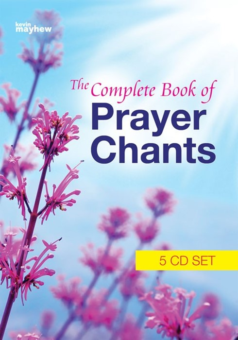 The Complete Book Of Prayer Chants CD (CD-Audio)