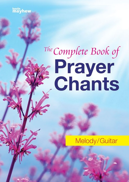 The Complete Book Of Prayer Chants Melody (Paperback)