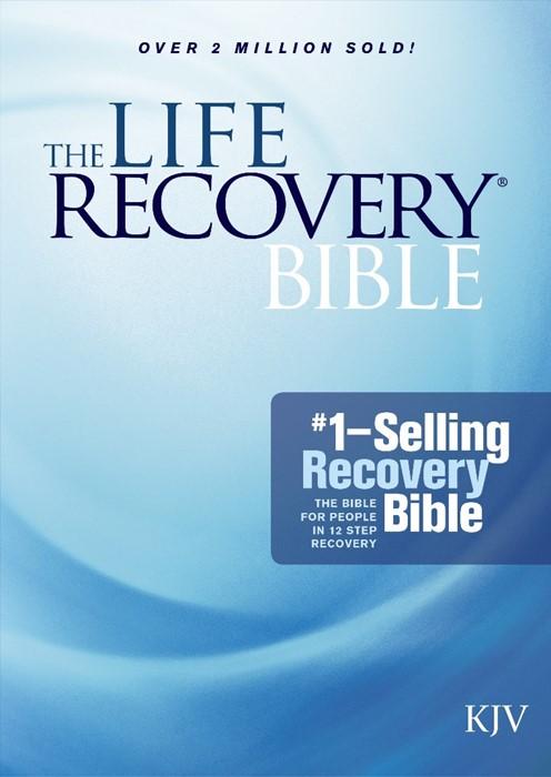 KJV The Life Recovery Bible (Paperback)