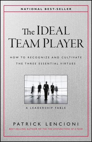 The Ideal Team Player (Hard Cover)
