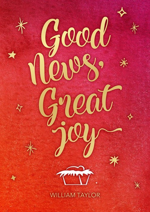 Good News, Great Joy (Booklet)