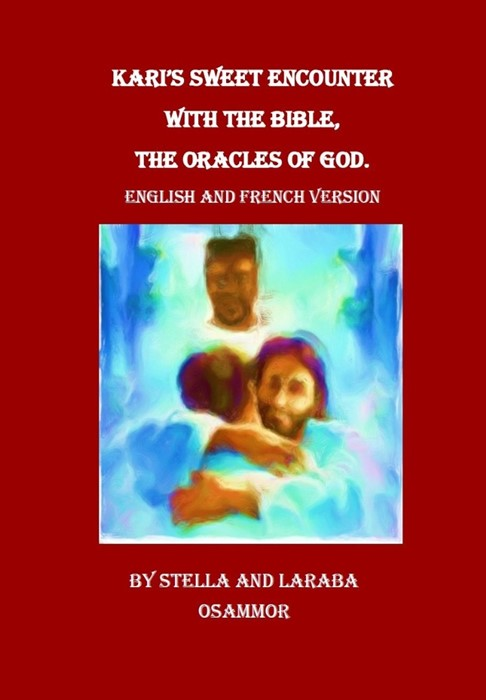 Kari's Sweet Encounter With The Bible, English And French (Paper Back)