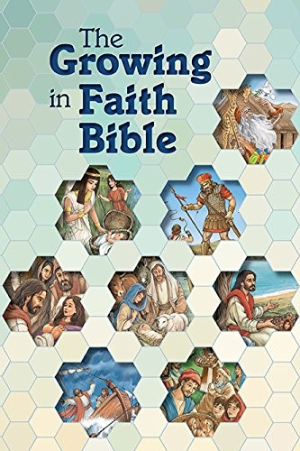 The Growing Faith Bible (Hard Cover)