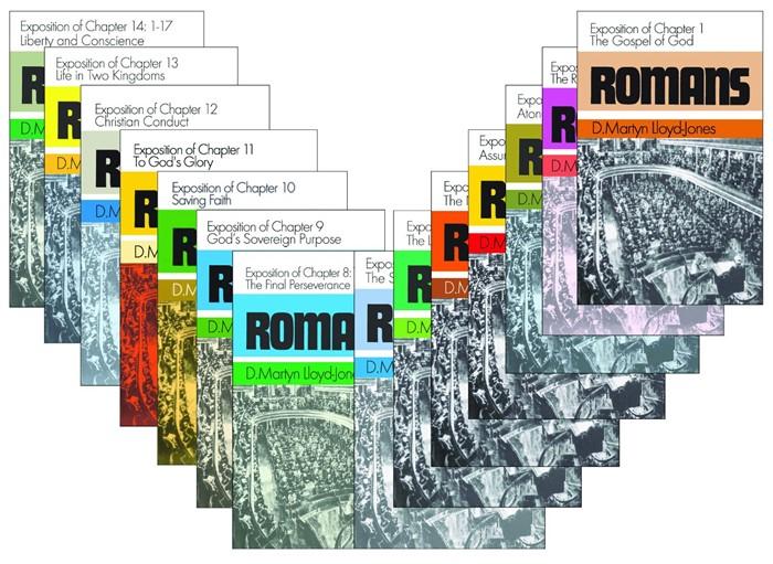 Romans, 14 Volume Set (Cloth-Bound)
