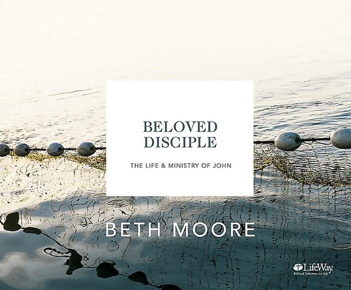 Beloved Disciple Audio CD (CD-Audio)