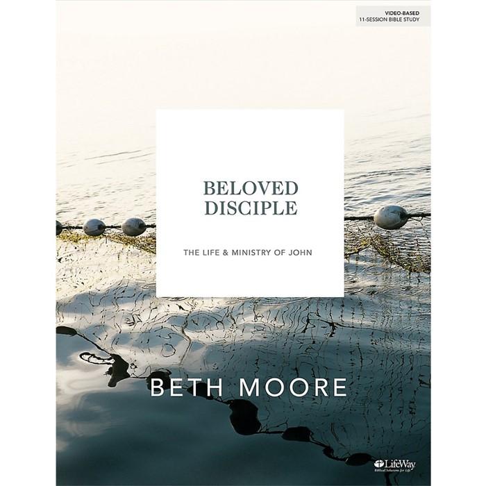 Beloved Disciple Bible Study Book (Paperback)