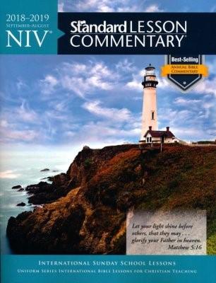 NIV Standard Lesson Commentary 2018-2019 (Paperback)