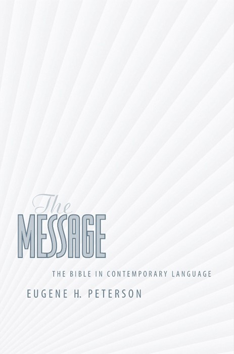 The Message Ministry Edition (Paperback)