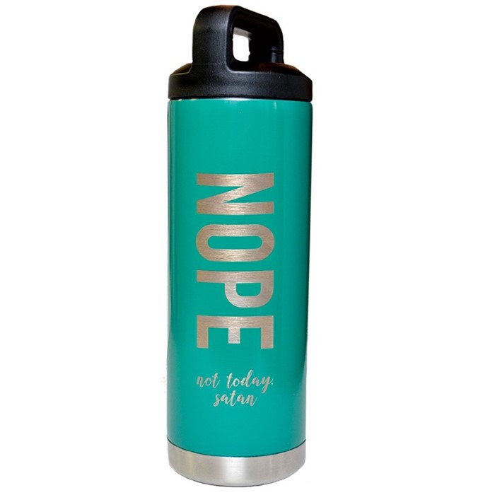 Nope Stainless Steel Bottle (General Merchandise)