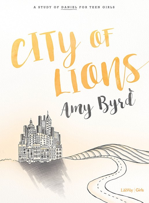 City Of Lions Bible Study Book (Paperback)