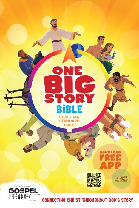 CSB One Big Story Bible (Hard Cover)