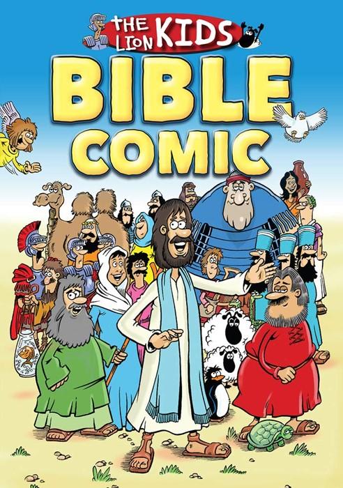 The Lion Kids Bible Comic (Paperback)