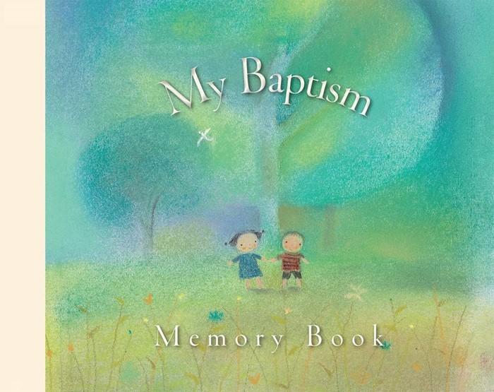 My Baptism Memory Book (Hard Cover)