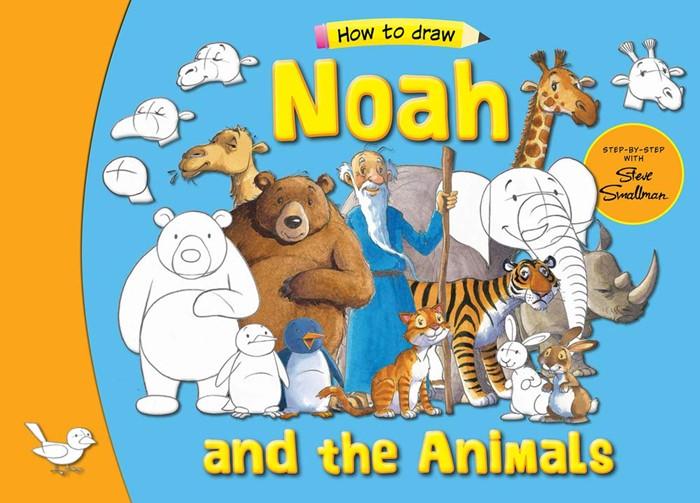 Noah and his Animals (Spiral Bound)