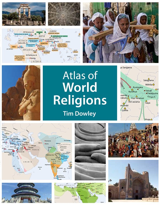 Atlas of World Religions (Paperback)