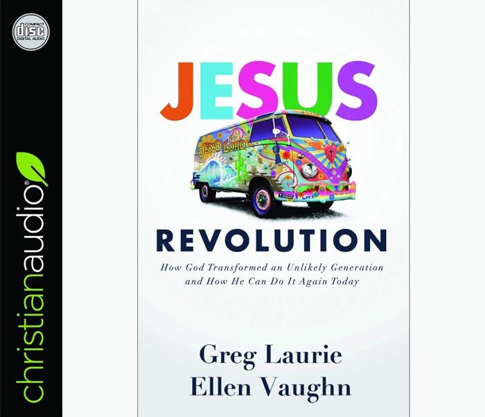 Jesus Revolution Audio Book (CD-Audio)
