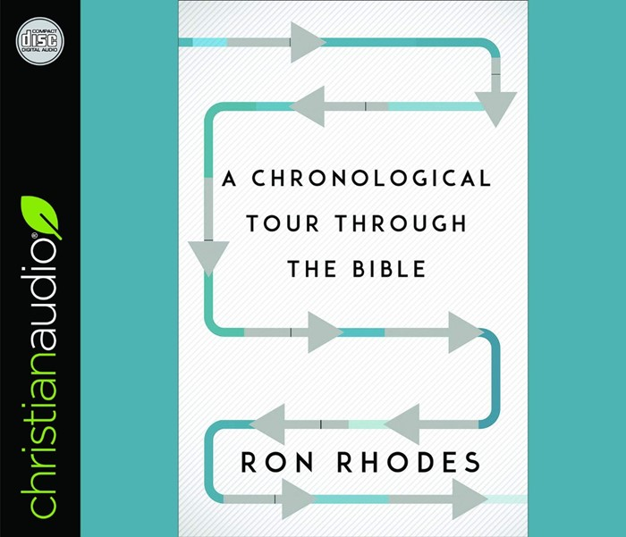 The Chronological Tour Through The Bible (CD-Audio)