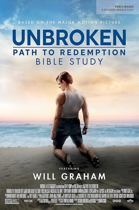 Unbroken Bible Study Book (Paperback)