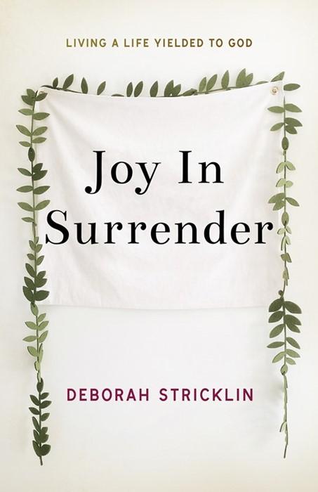 Joy In Surrender (Paperback)