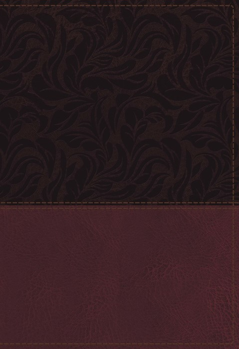 NKJV Study Bible, Red, Full-Color, Red Letter Ed., Indexed (Imitation Leather)