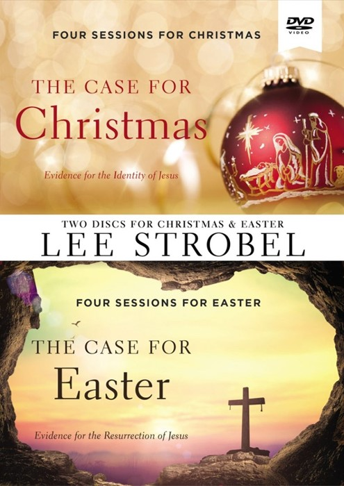 The Case For Christmas/ The Case For Easter DVD Study (DVD)