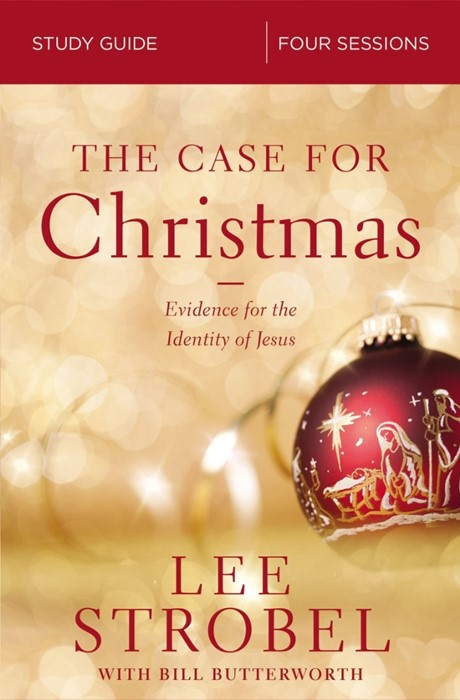 The Case For Christmas Study Guide (Paperback)